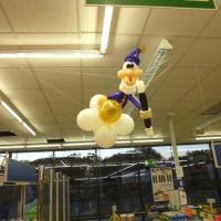 décoration noel en ballons