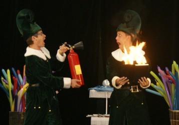 Spectacle enfant, magicien