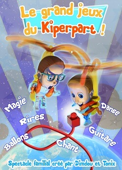 spectacle enfant