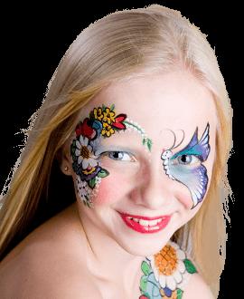 maquillage enfants maquilleuse pour enfants tattoo design bild. Black Bedroom Furniture Sets. Home Design Ideas