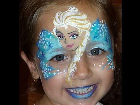 face painting enfant